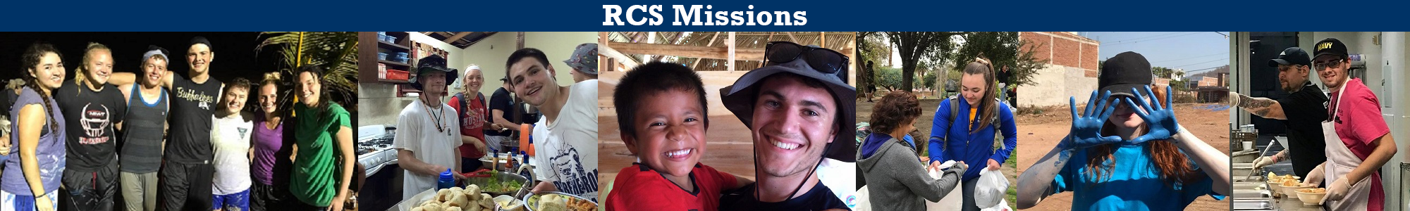 Banner Image for - RCS Missions